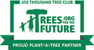 Click this Logo for the Tree for The Future website