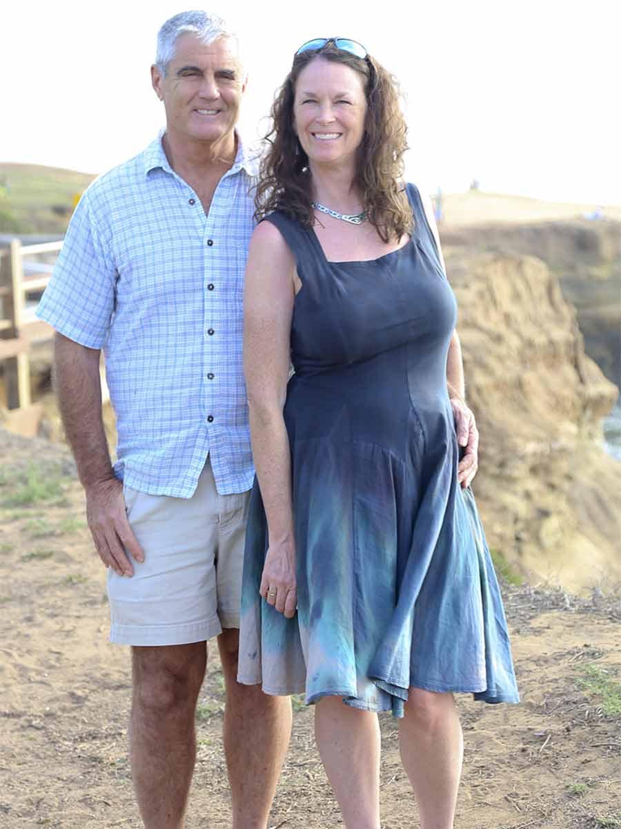 DeepStream founders Sheila and Tom Boyce